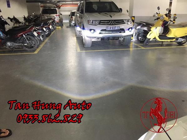 Độ Đèn Angel Eyes xe Honda Accord 2008 03