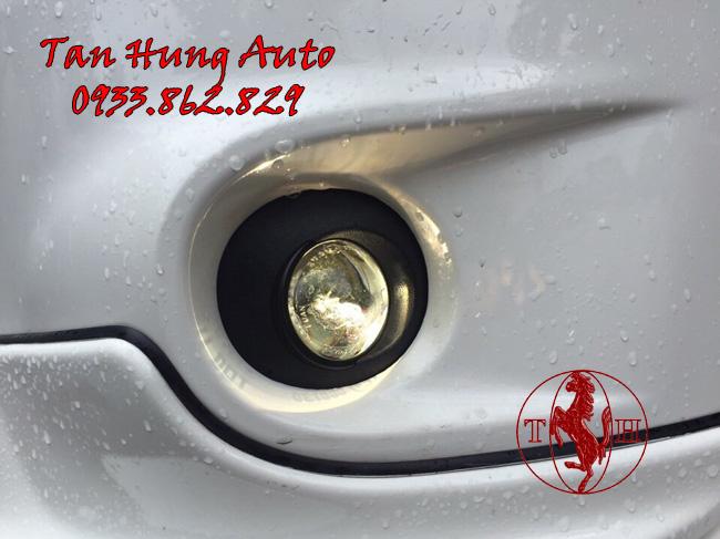 Độ Đèn Bi Gầm Toyota Fortuner 2010 Chuyên Nghiệp 01