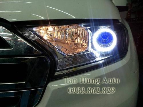 Độ Đèn Bixenon Ford Ranger Tại Tphcm 01