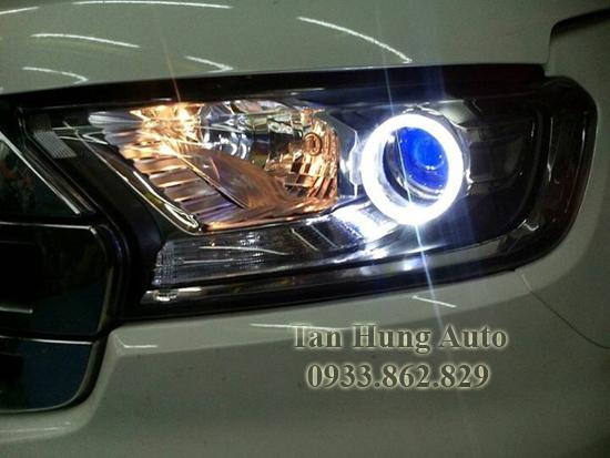 Độ Đèn Bixenon Ford Ranger Tại Tphcm