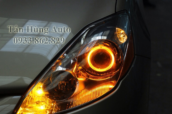 Độ Đèn Cho Toyota Venza 2010 Tại Tphcm 01