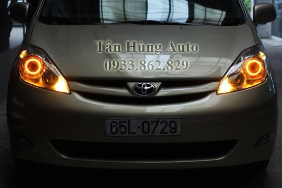 Độ Đèn Cho Toyota Venza 2010 Tại Tphcm
