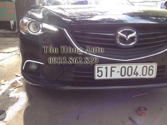 Độ Đèn Cho Xe Mazda6 Chuyên Nghiệp 03