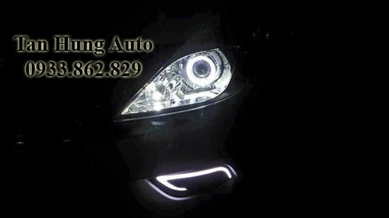 Độ Đèn Cho Xe Mazda Bt50 Chuyên Nghiệp