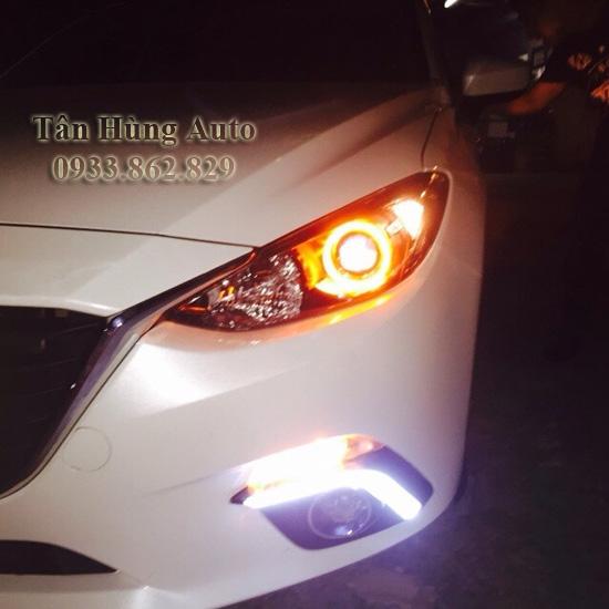 Độ Đèn Cho Xe Mazda3 2014 Chuyên Nghiệp 01