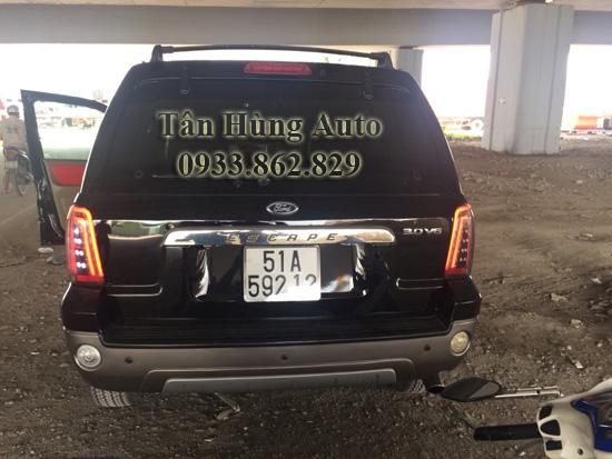 Độ Đèn Hậu Ford Escape Tại Tân Hùng Auto