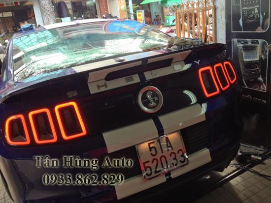 Độ Đèn Hậu Ford Mustang Chuyên Nghiệp Uy Tín 01