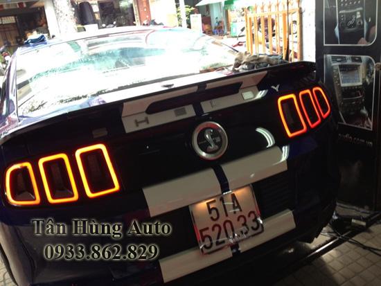 Độ Đèn Hậu Ford Mustang Chuyên Nghiệp Uy Tín