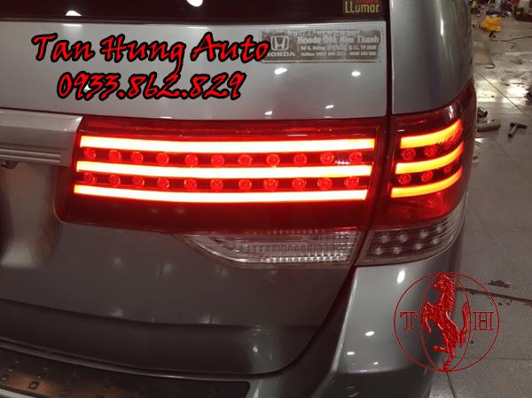 Độ Đèn Hậu Honda Odyssey 2010 Chuyên Nghiệp  02