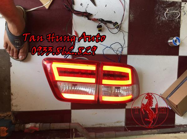 Độ Đèn Hậu Lexus Rx450h Chuyên Nghiệp Tại Tphcm