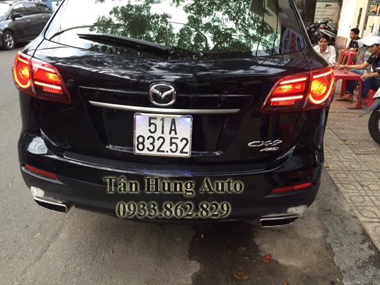 Độ Đèn Hậu Mazda Cx9 2014 Tại Tphcm 01