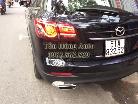 Độ Đèn Hậu Mazda Cx9 2014 Tại Tphcm 02