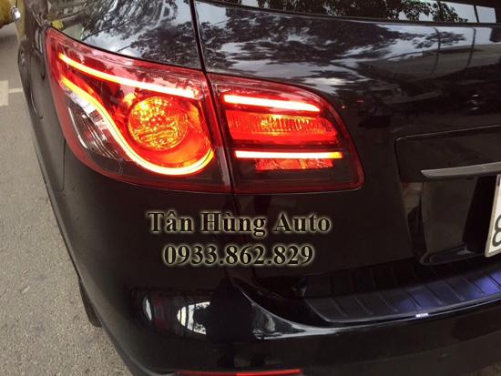 Độ Đèn Hậu Mazda Cx9 2014 Tại Tphcm
