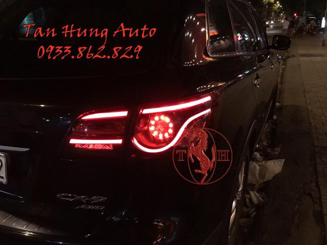 Độ Đèn Hậu Mazda Cx9 Chuyên Nghiệp Tại Tphcm 02