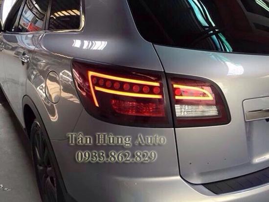 Độ Đèn Hậu Mazda Cx9 Tại Tân Hùng Auto