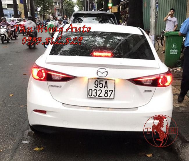 Độ Đèn Hậu Mazda3 2017 Chuyên Nghiệp Tại Tphcm 01