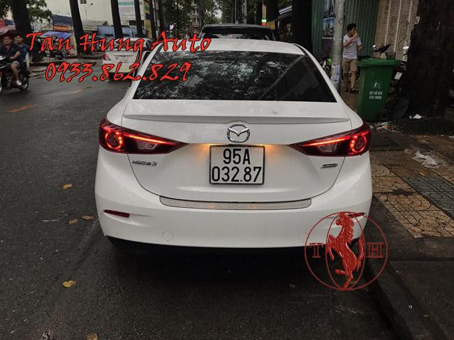Độ Đèn Hậu Mazda3 2017 Chuyên Nghiệp Tại Tphcm 02