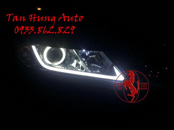 Độ Đèn Honda City 2016 Chuyên Nghiệp Tại Tphcm 01