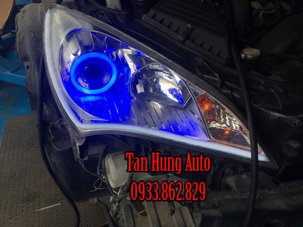 Độ Đèn Led Hyundai Genesis Chuyên Nghiệp Tại Tphcm 01