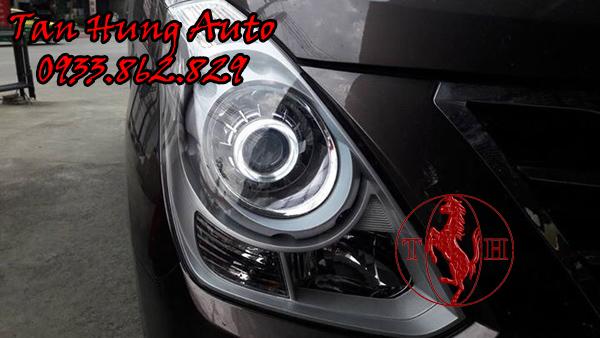 Độ Đèn Hyundai Starex Chuyên Nghiệp Tại Tphcm 01