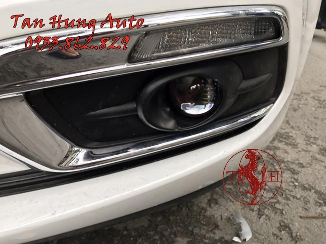Độ Đèn Led Chevrolet Cruze Chuyên Nghiệp Tại Tphcm 01