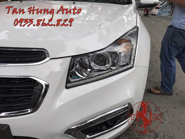 Độ Đèn Led Chevrolet Cruze Chuyên Nghiệp Tại Tphcm