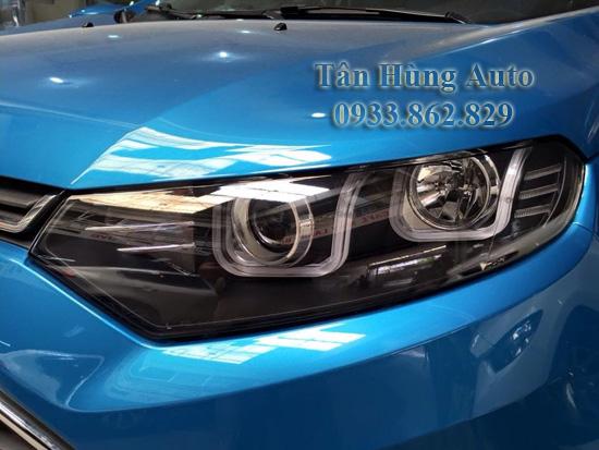 Độ Đèn Led Cho Xe Ford Ecosport Tại Tphcm