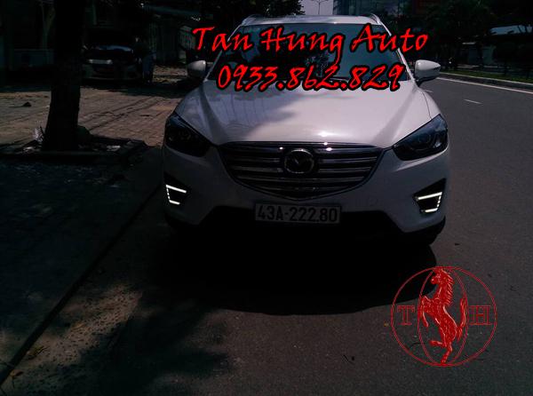 Độ Đèn Led Gầm Mazda Cx5 Chuyên Nghiệp 01