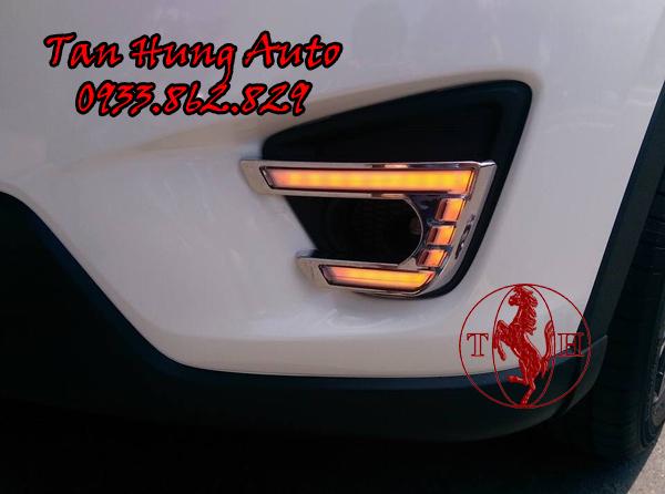 Độ Đèn Led Gầm Mazda Cx5 Chuyên Nghiệp 02