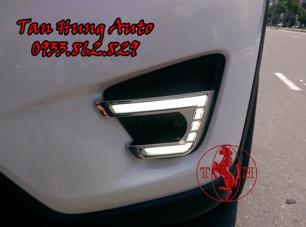 Độ Đèn Led Gầm Mazda Cx5 Chuyên Nghiệp