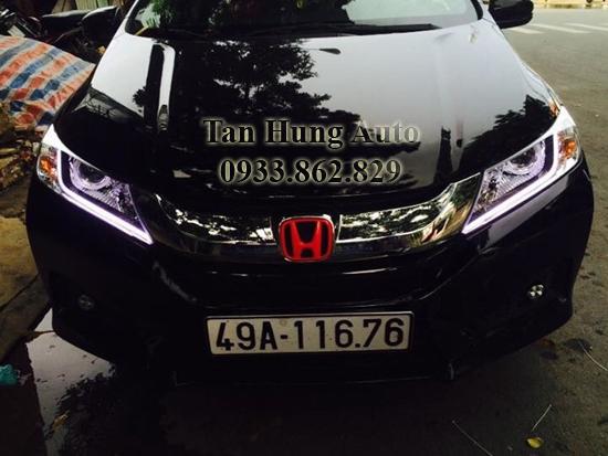 Độ Đèn Led Honda City Chuyên Nghiệp Tại Tphcm