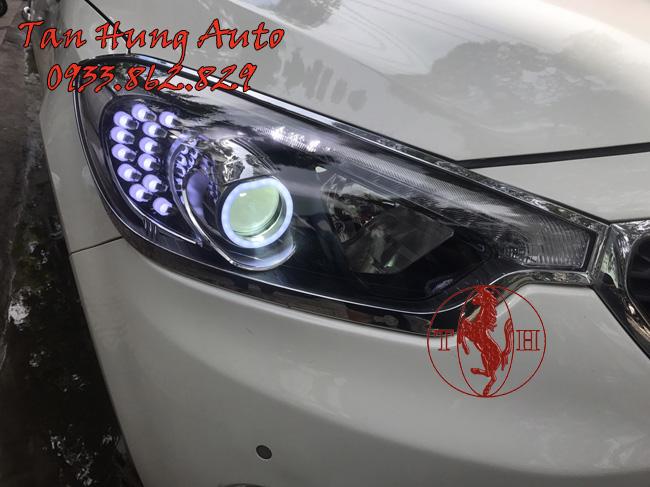 Độ Đèn Led Kia K3 Chuyên Nghiệp Tại Tphcm 01