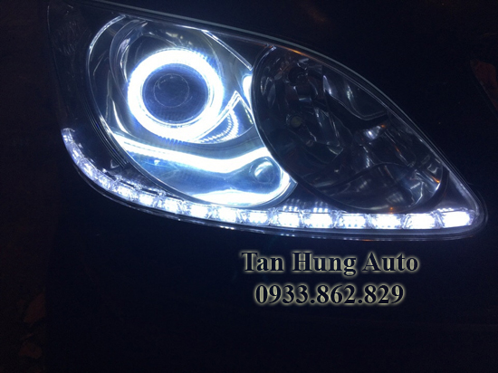 Độ Đèn Led Toyota Camry 2005 Chuyên Nghiệp