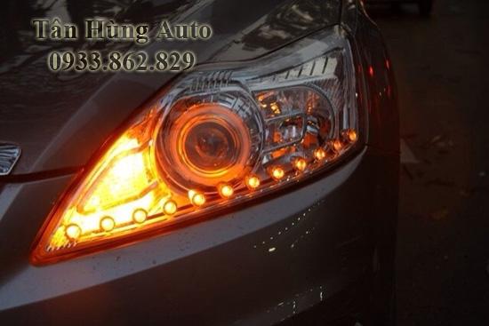 Độ Đèn Led Xe Ford Focus 2010 Tại Tphcm 02