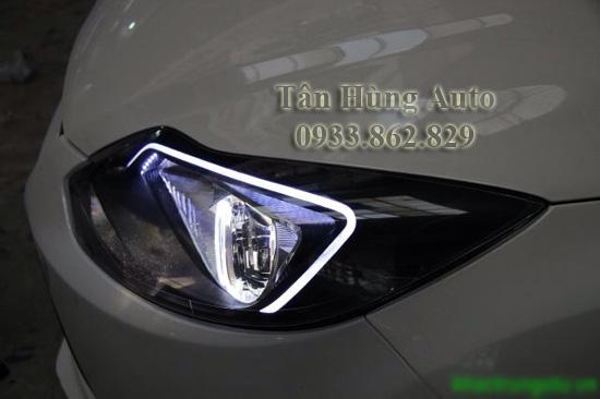 Độ Đèn Led Xe Ford Focus Tại Tphcm