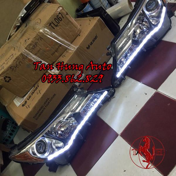 Độ Đèn Led Xe Toyota Rav4 Chuyên Nghiệp