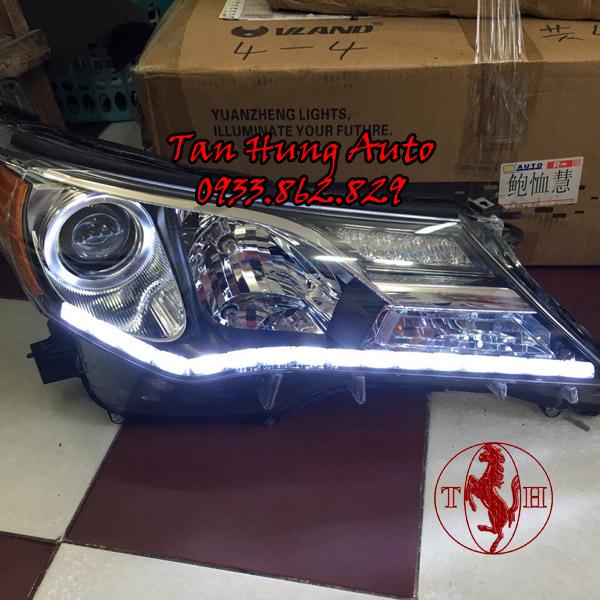 Độ Đèn Led Xe Toyota Rav4 Chuyên Nghiệp 01