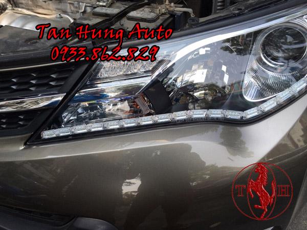 Độ Đèn Led Xe Toyota Rav4 Chuyên Nghiệp 02