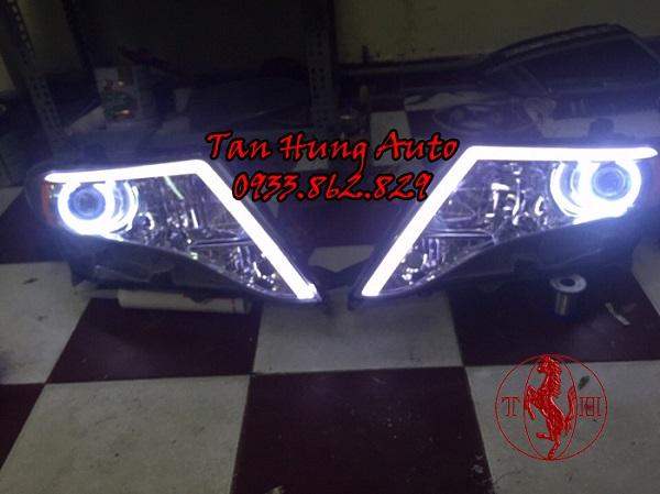 Độ Đèn Led Xe Toyota Venza Chuyên Nghiệp 01