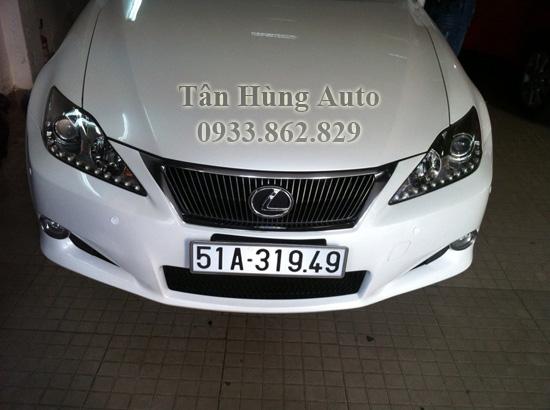 Độ Đèn Lexus Is250 Chuyên Nghiệp Tại Tphcm 01