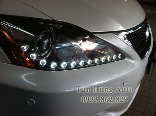 Độ Đèn Lexus Is250 Chuyên Nghiệp Tại Tphcm