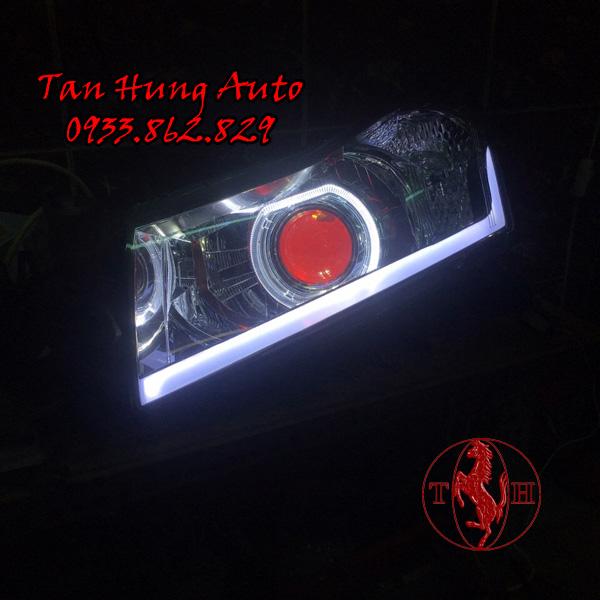 Độ Đèn Mặt Quỷ Chevrolet Cruze Chuyên Nghiệp 01