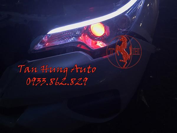 Độ Đèn Mắt Quỷ Toyota Fortuner 2016, 2017 01