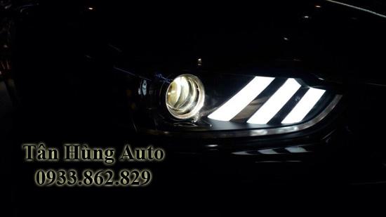 Độ Đèn Mazda6 Chuyên Nghiệp Tại Tphcm