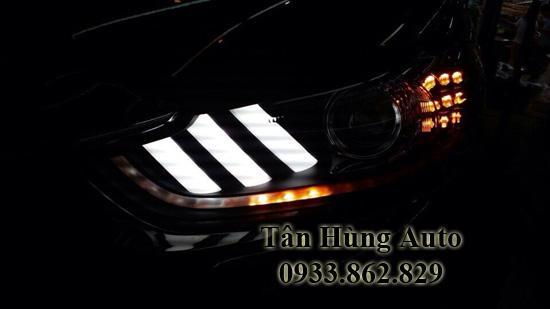 Độ Đèn Mazda6 Chuyên Nghiệp Tại Tphcm 01