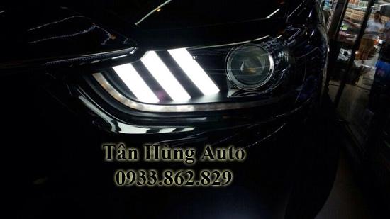 Độ Đèn Mazda6 Chuyên Nghiệp Tại Tphcm 02