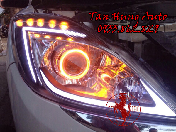 Độ Đèn Mazda Bt50 Chuyên Nghiệp Tại Tphcm 01