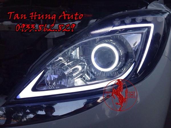 Độ Đèn Mazda Bt50 Chuyên Nghiệp Tại Tphcm