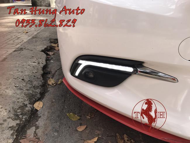 Độ Đèn Mazda3 2017 Chuyên Nghiệp Tại Tphcm 01