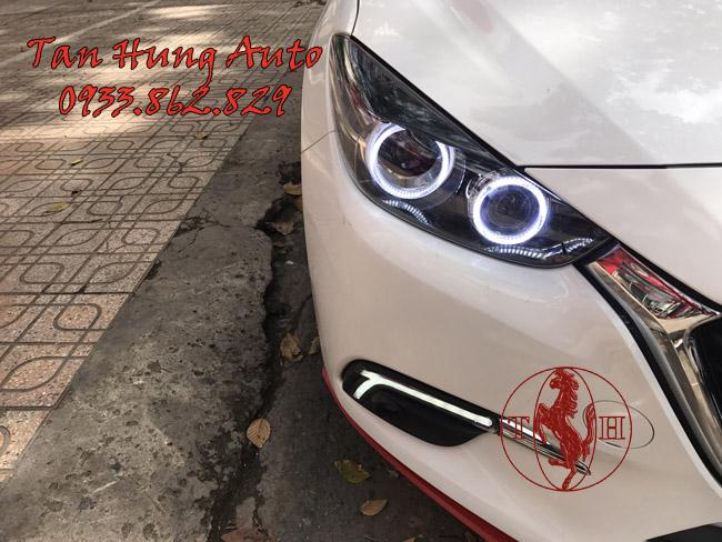 Độ Đèn Mazda3 2017 Chuyên Nghiệp Tại Tphcm 03